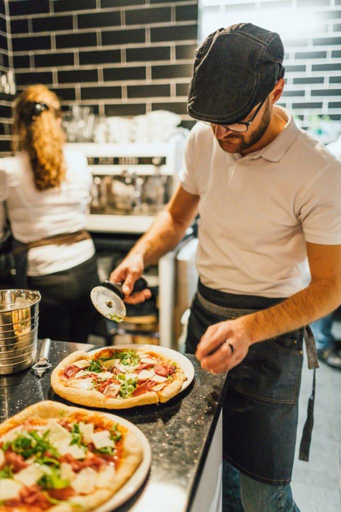 Eigener Pizza Lieferservice